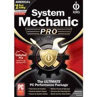 Iolo System Mechanic Pro (Windows) (Digital Code)