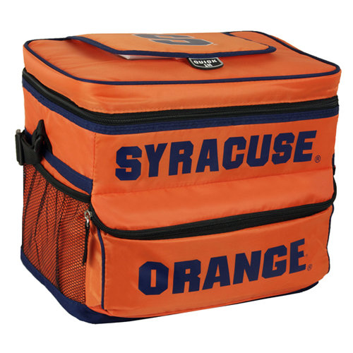 NCAA Syracuse University 18-Can Cooler with Removable Hardliner