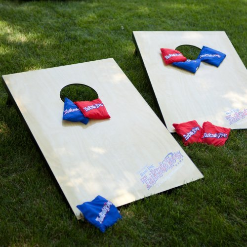 Wild Sports Tailgate Toss Cornhole Set - Maple