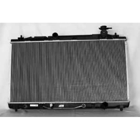 NEW RADIATOR ASSEMBLY FITS TOYOTA 05-12 AVALON CAMRY 3.5L V6 3456CC CU2817 TO3010300 3148 TO3010300 8203 CU2817 16400AD010