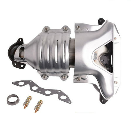 Catalytic Converter Exhaust Manifold for 2001 2002 2003 2004 2005 Honda Civic 1.7L - Honda Exhaust Hanger