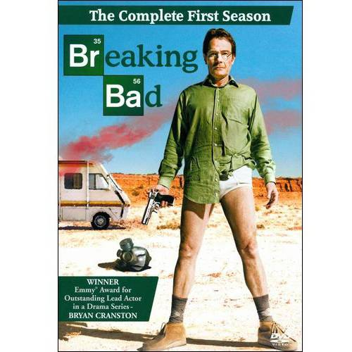 Breaking Bad: The Complete First Season (Widescreen) by COLUMBIA TRISTAR HOME VIDEO