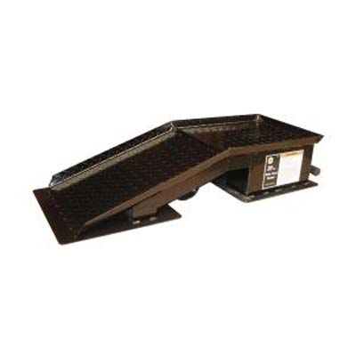 Omega 93201 20 Ton Truck Ramps Wide