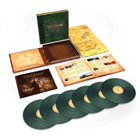 Lord Of The Rings: Return Of The King: Complete Recordings (Vinyl) (Limited