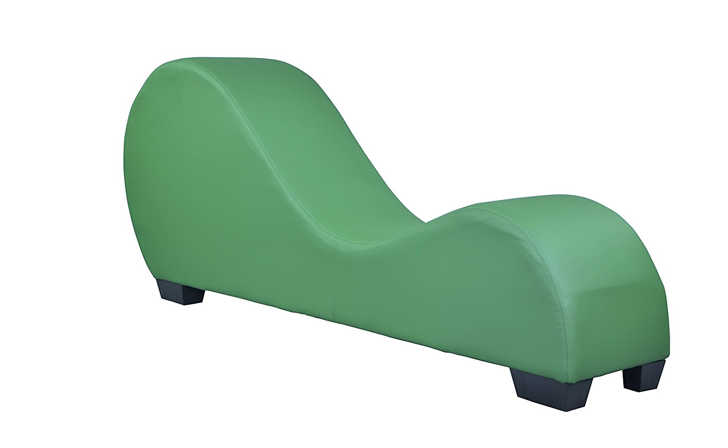 New Green Leather Yoga Chair Stretch Sofa Relax Sex Chair Love Making    Walmart.com