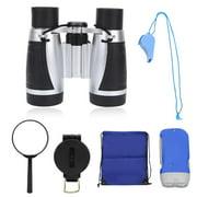 Greensen Portable Children Binocular High-definition Kids Telescope Set for Outdoor Sport Game Toy, Binocular Telescope,Binocular
