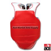 Deluxe Chest Protector with Shoulder - Child Small