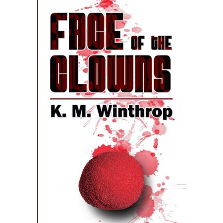 Face of the Clowns - eBook - Cool Clown Faces