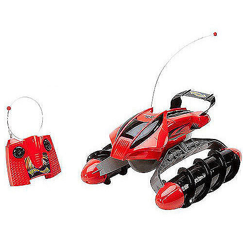 Hot Wheels Terrain Twister Radio-Controlled Vehicle, Red