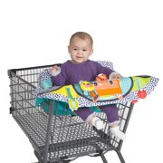 Infantino Play & Away Cart Cover and Play Mat, Elephant
