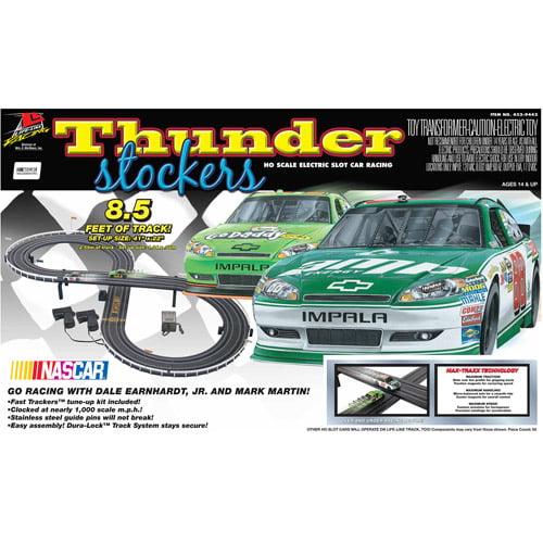 Life-Like NASCAR Thunder Stockers Racing Playset
