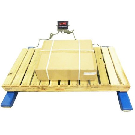 Optima Scales OP-919-40 Weigh Beam System - 40 inch, 5000 x 1 lb.