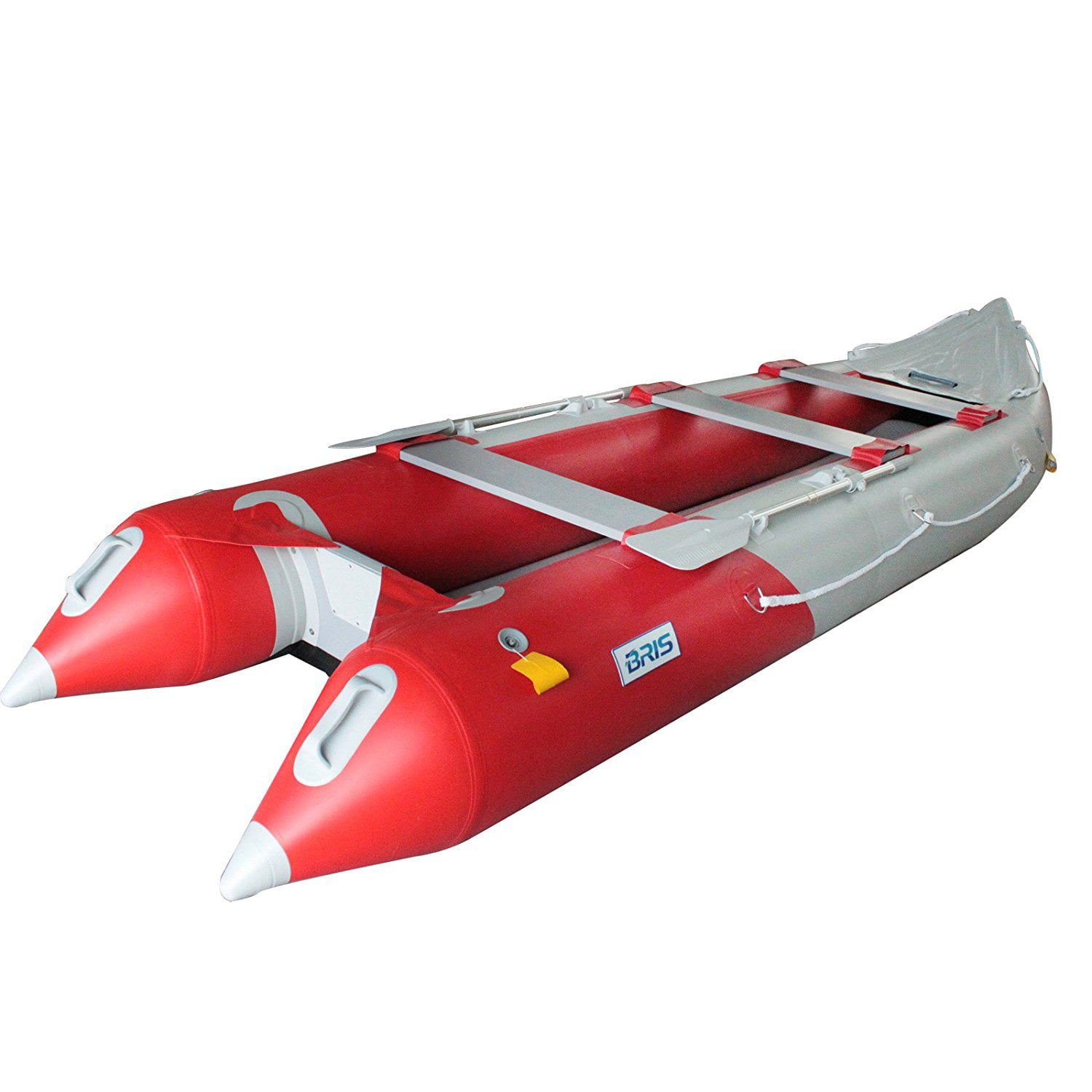 Click here to buy 14.1Ft Inflatable boat Inflatable Kayak Canoe Tender Boat by BRIS.