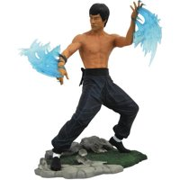 Bruce Lee Gallery Water PVC Figure