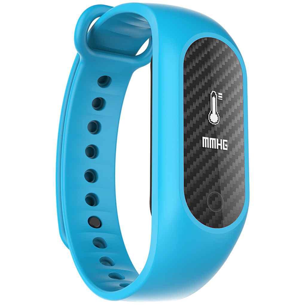 B15S Blood Pressure Wristband Oxygen Fitness Bracelet Hea...