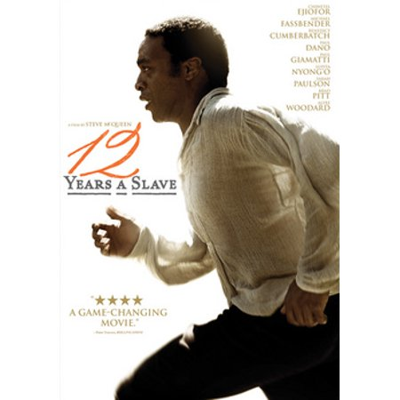 12 Years a Slave (DVD) (Xsi Dvd)