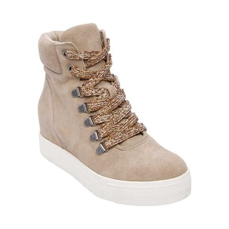 6e73a886522 Steve Madden - Women s Steve Madden Catch Hidden Wedge Boot ...