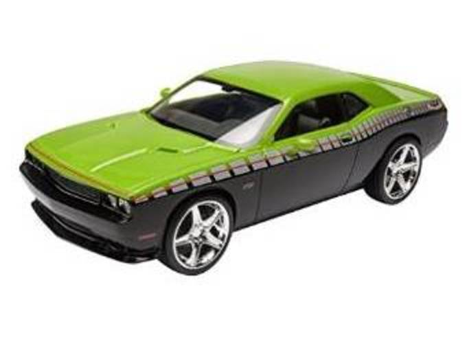 Revell Foose 2013 Challenger SRT8 Model Kit by Revell