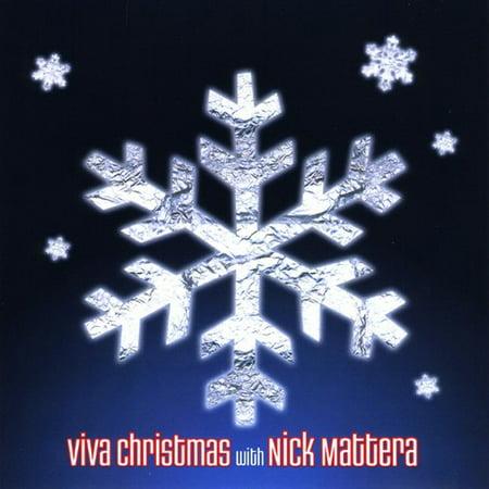 Viva Christmas With Nick Mattera