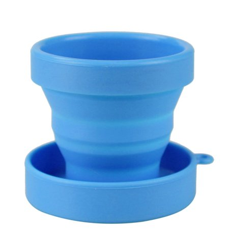Holiday Clearance Collapsible Silicone Cup for Travel Camping School Outdoor