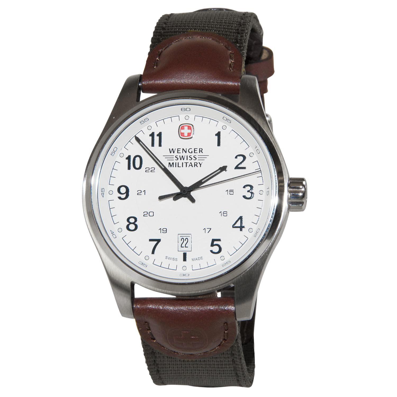 Wenger Swiss Military Men's Terragraph Watch