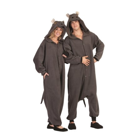 Harper The Hippo Adult Funsies Costume (Adult Hippo Costume)