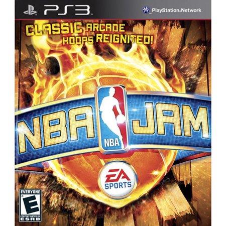 - NBA Jam (PS3)