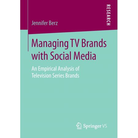 Managing Tv Brands With Social Media