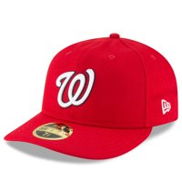 new product 307e6 67035 Product Image Washington Nationals New Era Fan Retro Low Profile 59FIFTY  Fitted Hat - Red