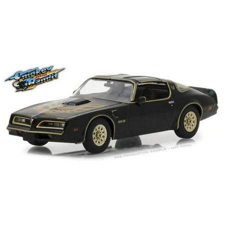 1:43 Smokey and the Bandit (1977) - 1977 Pontiac Firebird Trans