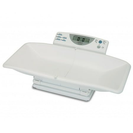 Detecto Digital Portable Baby Scale Tray