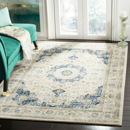 Safavieh Evoke Teale Traditional Area Rug Or Runner ()