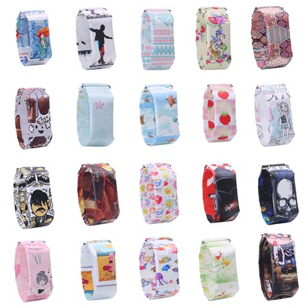 Creative paper watch LED waterproof electronic watch Student Watch - image 4 of 6