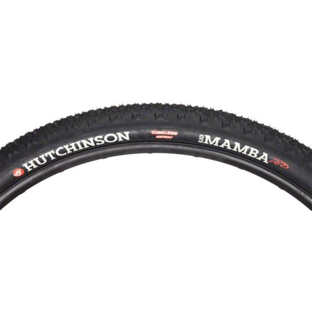 Hutchinson Black Mamba Cyclocross Tubular Tire 700 x 32mm Black
