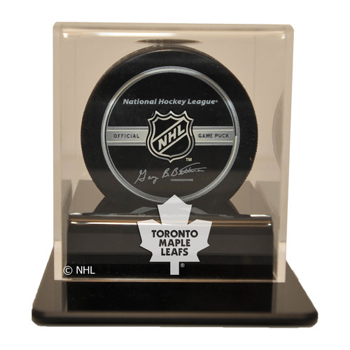 Caseworks International NHL 4.25'' Single Hockey Puck Display Case