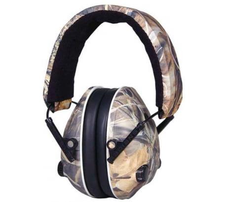 Radians Hunter's Ears, Advantage Max-4 Camo