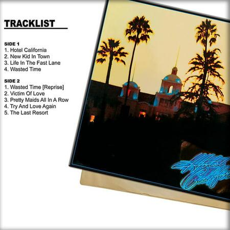 The Eagles - Hotel California - Vinyl