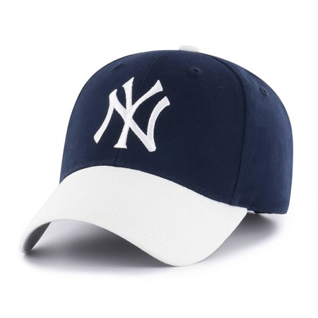 MLB New York Yankees Basic Cap Hat by Fan Favorite - Walmart.com 7cef16d1d6e