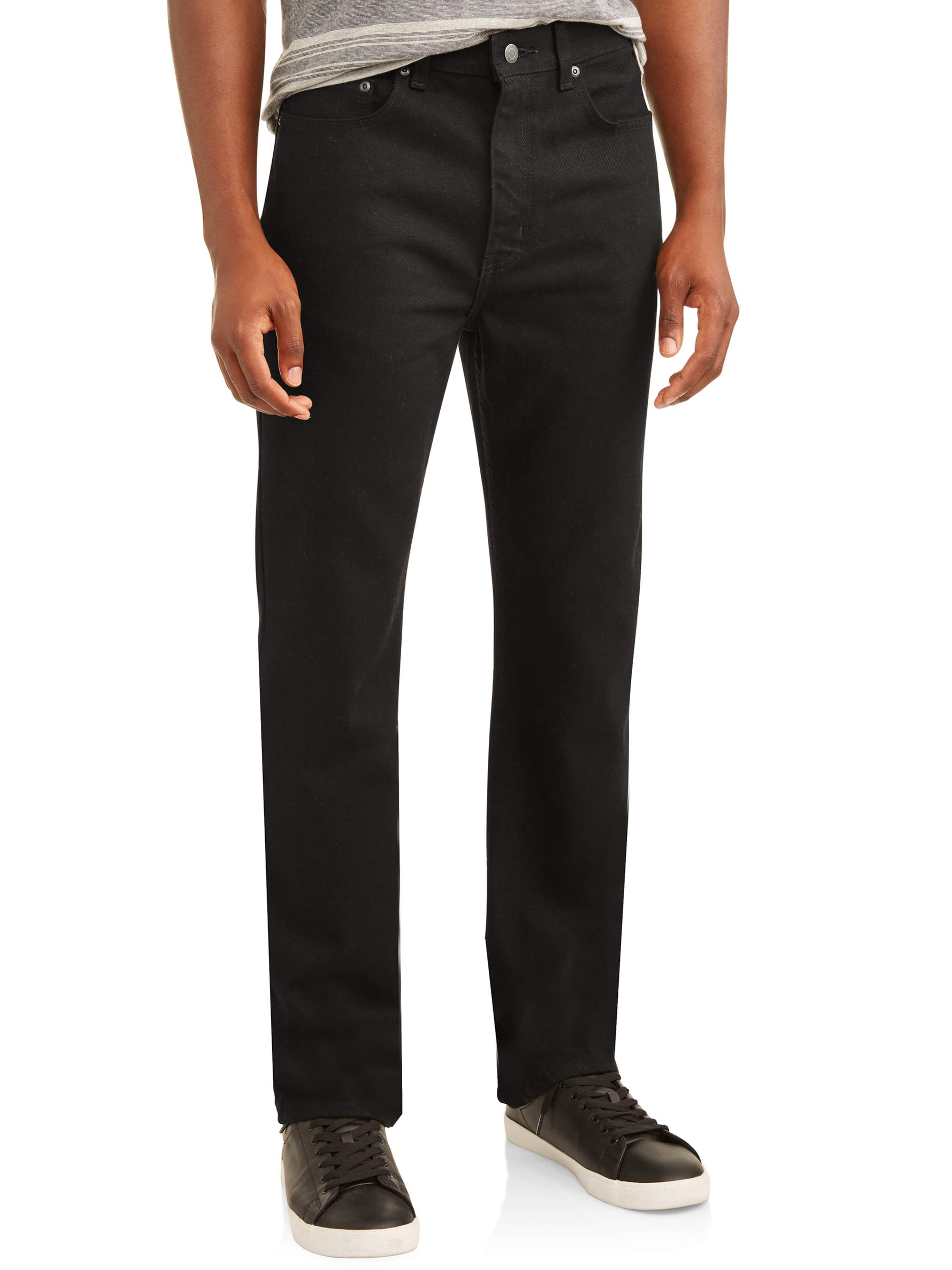 Big Men's Regular Fit Jean