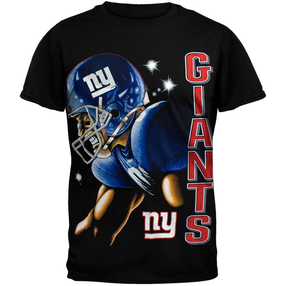 New York Giants - Gameface T-Shirt - X-Large