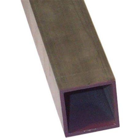 11736 0.5 x 48 in. 16GA Square Steel Tube 2 Square Steel Tube