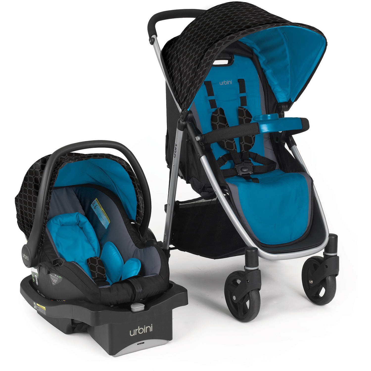Urbini Turni 3 In 1 Travel System