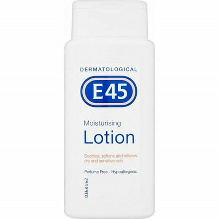 E45 Moisturising Lotion 200ml (E45 Bath)