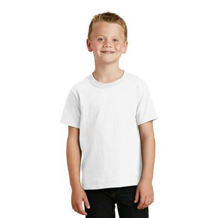 Port & Company - Youth Core Cotton Tee