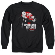 Tommy Boy Cat Like Mens Crewneck Sweatshirt