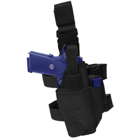 Condor TLH Tactical Leg Thigh Pistol Gun Holster - Black