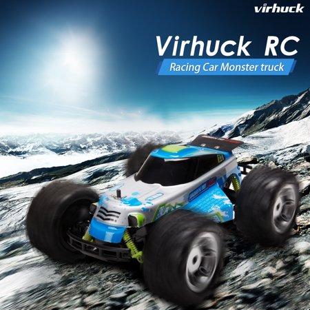 VIRHUCK 9112G 2 4G 1:18 scale remote control off-road vehicle car rc racing  car Rock Crawler Extreme Radio Control Vehicle FAST RACE CRAWLER TRUCK