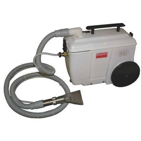 """Portable Carpet Spotter, 1 gal., 115V, 30 psi, 3-1/2"""" Cleaning Path"""