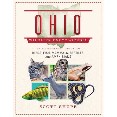 Ohio Wildlife Encyclopedia : An Illustrated Guide to Birds, Fish, Mammals, Reptiles, and