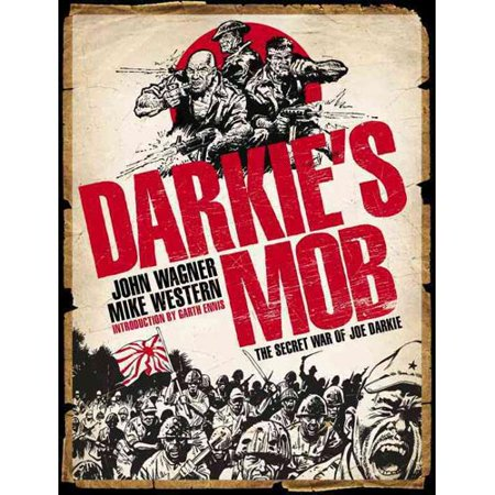 Darkies Mob: The Secret War of Joe Darkie by